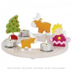 Couronne de Bougies Pâques et Noël