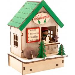 Lampes Marché de Noël