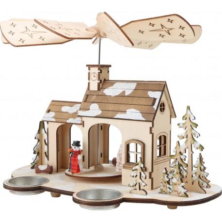 "Pyramide de Noël ""Avent"""