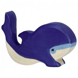 Baleine bleue, petite