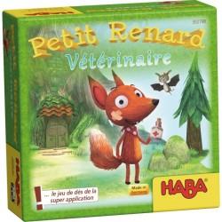 PETIT RENARD VÉTÉRINAIRE