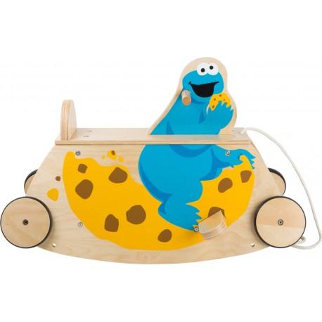 5, RUE SESAME Cookie à bascule, roues démontables