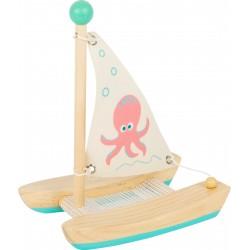 Jouet aquatique, Catamaran Octopus