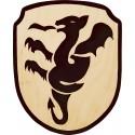 Bouclier Dragon