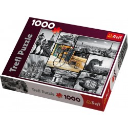 Puzzle Paris 1000 Pcs