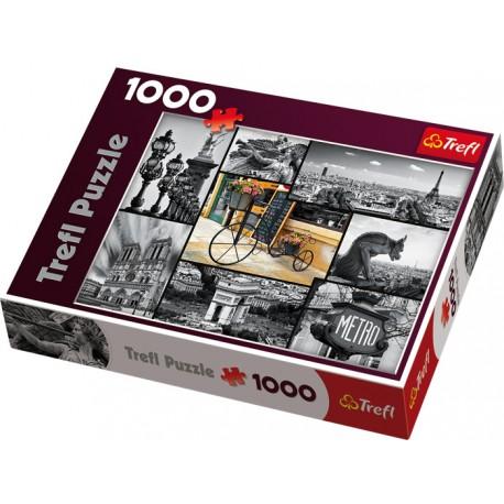 Puzzle Paris 1000 Pcs