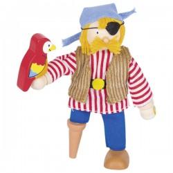 Poupée Pirate