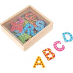 Lettres de l'Alphabet Magnétiques