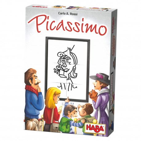 Picassimo - Jeu HABA
