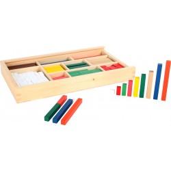 Bâtonnets de Calcul Type Montessori